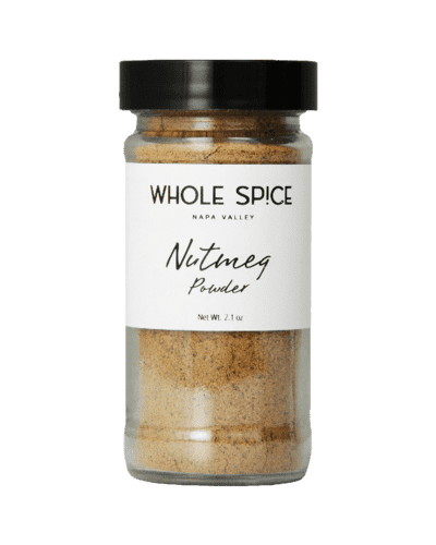 Whole Spice Muskatnød pulver