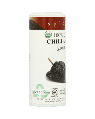 Spicely Chili Ancho pulver